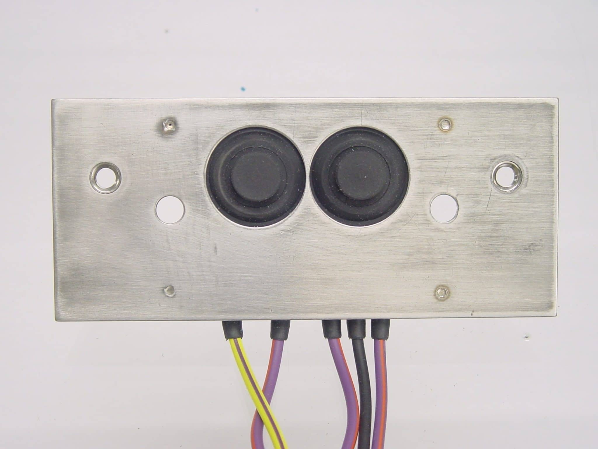 Waterproof Marine Switches Custom Switch Panels Thread In Cab Winch Control Cpi Panel