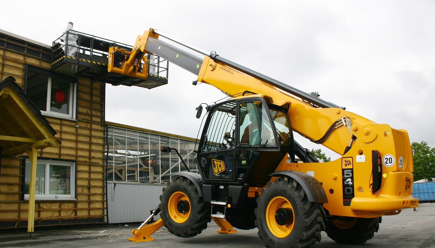 Safety Switches for Forklifts and Telehandlers