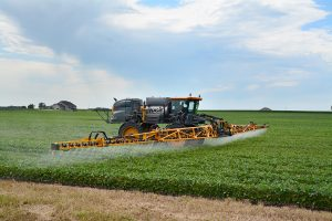 Hagie Sprayer uses CPI Ball Switch