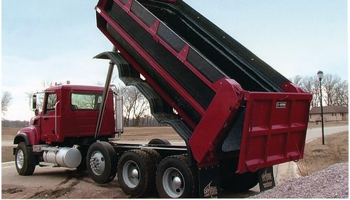 Dump Truck Safety System Design