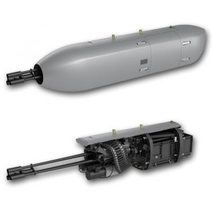 Military Grade Waterproof Switches used on GP-19 Gun Pod
