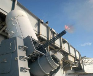 CPI Thermal Switches on Navy Phalanx Gun