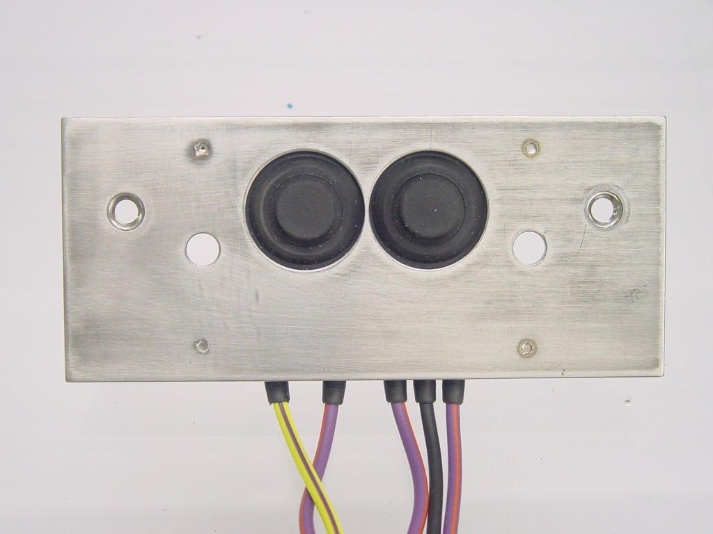 CPI Waterproof Switch Panel