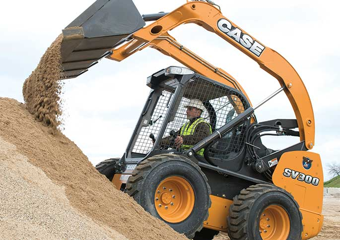 Operator Presence Detection in Skid Steer Loaders