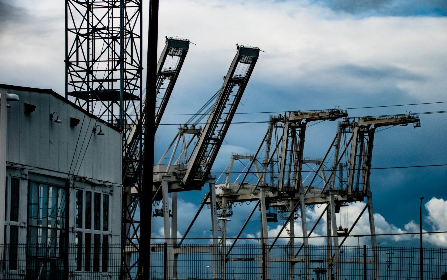 Safety Limit Switches for Shipyard Cranes