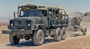 M939 Military vehicle Thermal Switches
