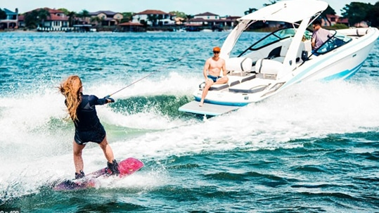 Making Waves With Bryant Boats