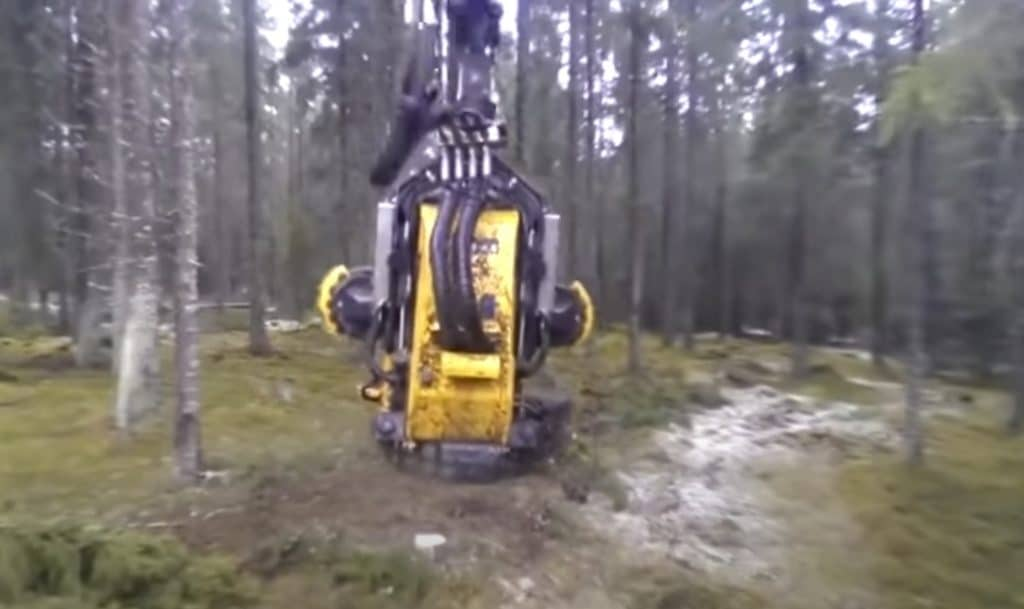 CPI Switches for Forestry Equipment